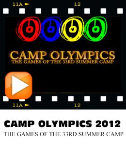 Camp Movie Buttons Camp Olympics 2012