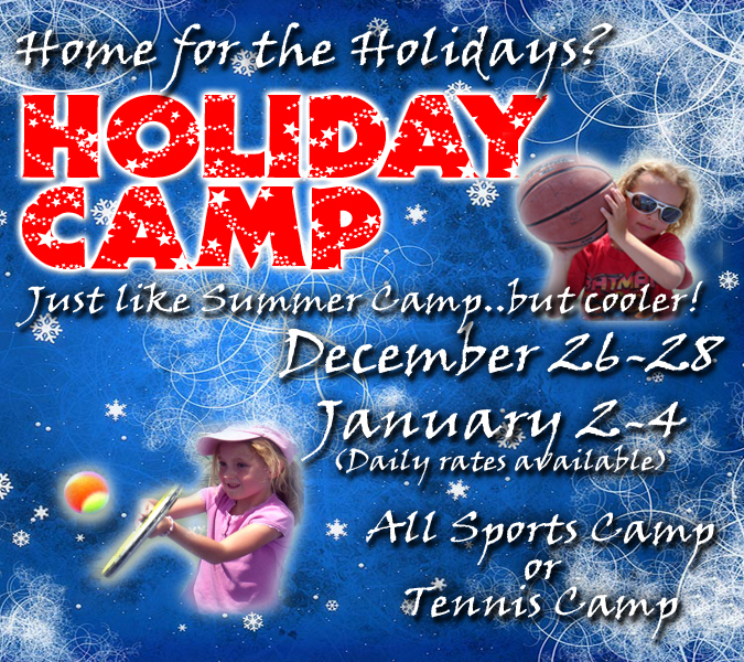Holiday Camp Flier 2012 copy Holiday Camp