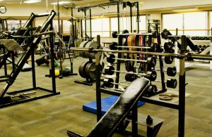 weightroom 300x195 Weight Room