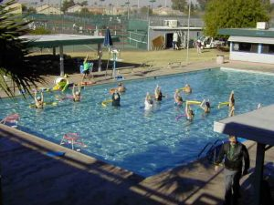 Aquatics Water Based Exercises Tucson Racquet And Fitness Club