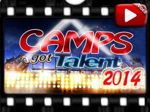 2014 Camps Got Talent Camp Movie Buttons